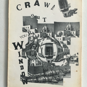 Crawl Out Your Window - Issue 1, 1975